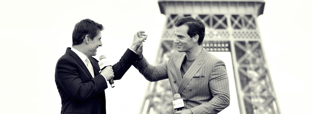 Τομ Κρουζ: επέλεξα να κάνουμε γυρίσματα στο Παρίσι επειδή είναι η πόλη του σινεμά (premiere footage)