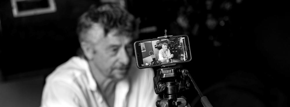 Φιλίπ Γκραντριέ: ο σκηνοθέτης δεν πρέπει να διευθύνει, πρέπει να είναι μέσα στο μάτι του κυκλώνα...