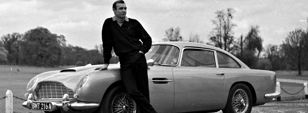 H Aston Martin και ο Τζέημς Μποντ στη μυστική επιχείρηση του... Grand Prix Βρετανίας!