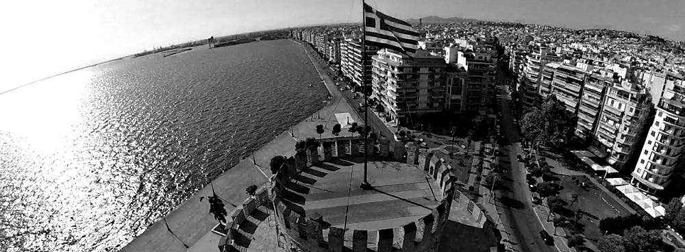 Η Θεσσαλονίκη μεταμορφώνεται σε Χόλιγουντ!..